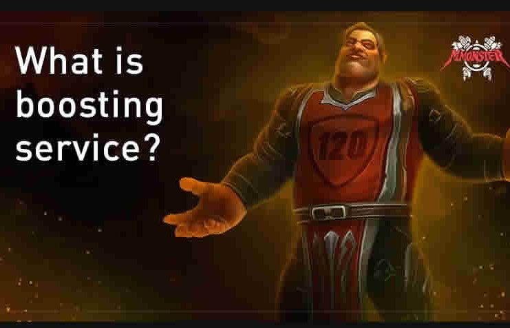 buy wow boosting service